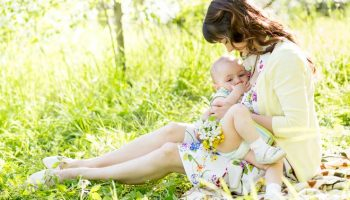 Аллергия у кормящих женщин