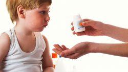 Таблетки от аллергии для детей