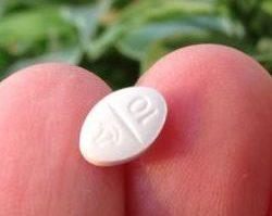 Внешний вид таблетки Кларитина
