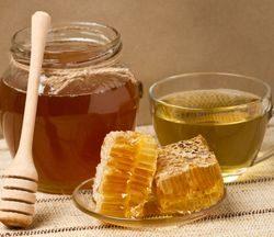 Мед и уксус от аллергии