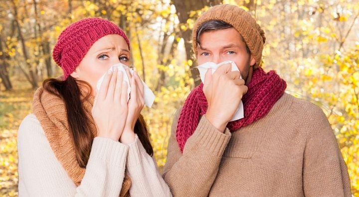 Аллергия в сентябре на что