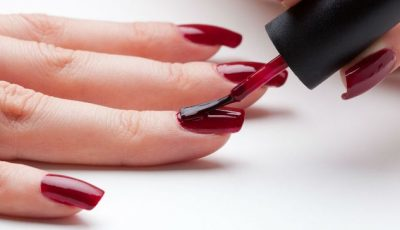 Ногти французский маникюр заостренных ногтях 56