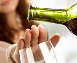 Отказ от алкоголя при аллергии