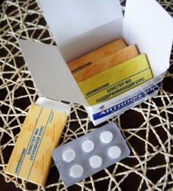 Антиполлин - вид упаковки и блистера