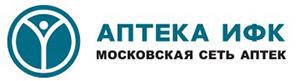 Аптека ИФК лого