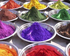Пищевые и синтетические красители