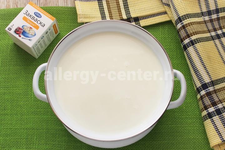 Как сделать кефир из ультрапастеризованного молока