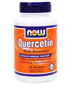 Нов кверцетин и бромелайн