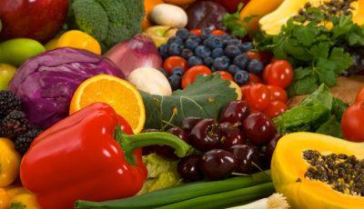 Овощи и фрукты, содержащие кверцетин