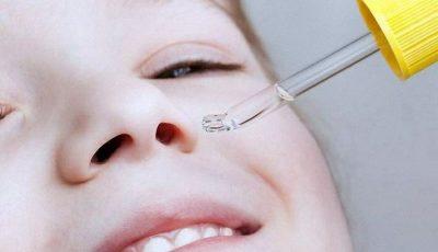 Капли в нос при аллергическом рините - список препаратов, отзывы