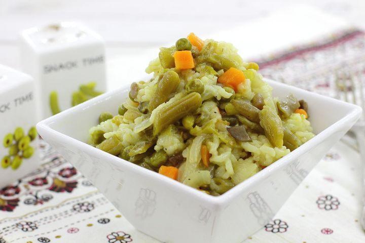рецепт лапша с овощами в мультиварке