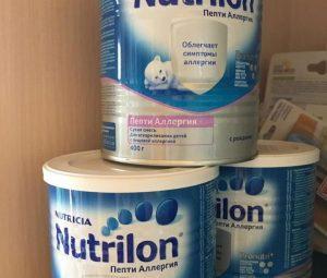 Нутрилон для аллергиков