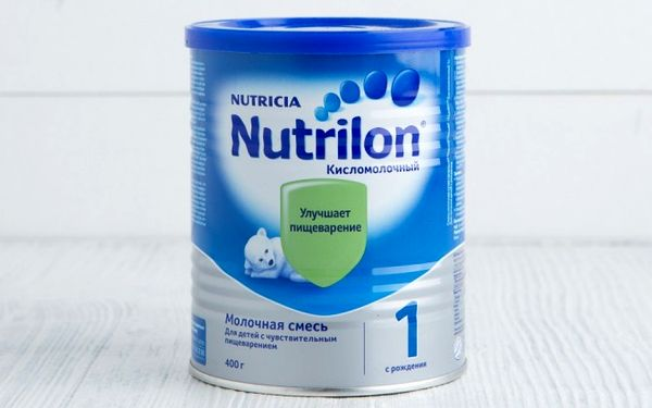 Нутрилон кисломолочный