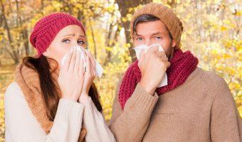 Миниатюра к статье На что бывает аллергия осенью и как с ней бороться