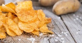 Миниатюра к статье Аллергия на чипсы - что ждать от популярной закуски