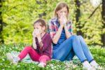 Миниатюра к статье Поллиноз (сенная лихорадка)