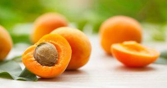 Миниатюра к статье Аллергия на абрикосы - рыжий, сладкий абрикос нам с собой сюрприз принес